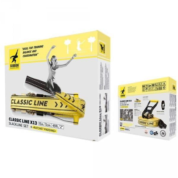 Image du packaging du produit kit gibbon classic line x13 tree pro