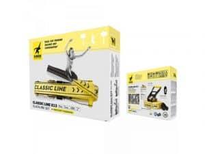 Image du packaging du produit gibbon classic line X13